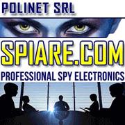 Microregistratori Microspie Polinet Srl Roma