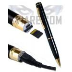 Penna con Telecamera - Video e Audio di alta qualità e lunga autonomia
