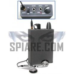 Ricevitore audio per microspie ambientale Uhf